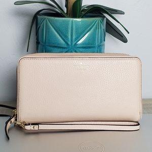 Kate Spade Leather Wristlet Wallet
